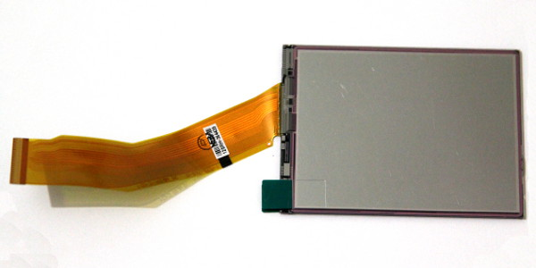 Panasonic DMC-TZ7 Display